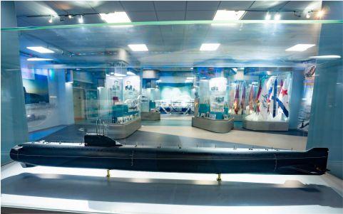 Музей Трудовой Славы АО «СПМБМ «Малахит» — лучший корпоративный музей России в номинации «Новая экспозиция»