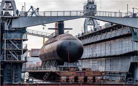ДЭПЛ «Магадан» завершит ходовые испытания до Дня ВМФ