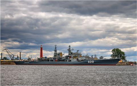 Главком ВМФ России провел совещание по сервисному обслуживанию кораблей и подводных лодок.